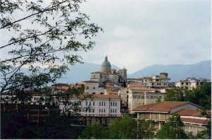 Atina centro storico
