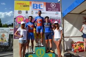1à foto Podio 39° Trofeo Bastianelli